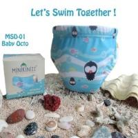 Jual Clodi Swim Diaper Minikinizz > baju renang unik fashion kostum lucu Murah