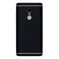 9skin - Premium Skin U/ Case Xiaomi Redmi Note 4 - 3m Black Wood