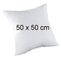 Jual Bantal Kursi Sofa Full Silicon 50x50/ Cushion Pads/ Inner Bantal Murah