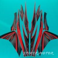harga Striping Motor Jupiter Z 2010 Merah Tokopedia.com