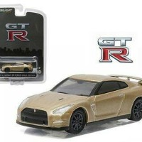 DIECAST GREENLIGHT NISSAN GTR