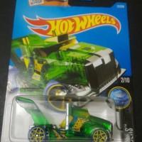 Hot Wheels Rig Storm (Clear Green) TH Reg 2016
