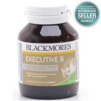 BLACKMORES Executive B Stress Formula BPOM KALBE 62 Tablet