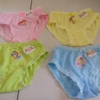 Jual Celana Dalam Anak Perempuan Karet Renda Pitterpatter S Murah