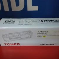 Toner Xerox Docuprint Cp105b Cp205 Cp205w Cm205b Cm215 Yellow