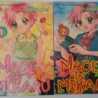 Komik Bekas Berseri Koleksi Pribadi Made In Mikaru 1-2 Tamat