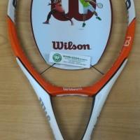 Raket Tenis WILSON N3 (N CODE THREE) NANO TECHNOLOGY/ Raket Wilson