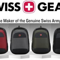 Jual Tas Ransel Pria Polo Swiss Army Gear travel import laptop 279k Murah