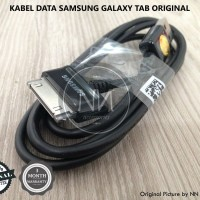 KABEL DATA USB SAMSUNG GALAXY TAB 1 2 7 NOTE 10.1 P1000 P3100 ORIGINAL