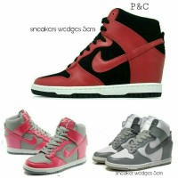 sepatu snekers wanita hip hop dance kekinian