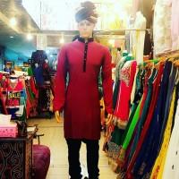 Baju Kurta India Cowo Pria Laki Laki Murah Koko Import