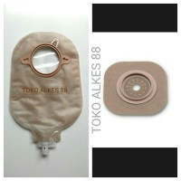 1 psg Urostomy Pouch Bag / Kantong Urostomi Model 2 Piece HOLLISTER