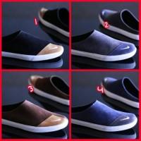 Jual Sepatu Sendal Slop Casual Pria Nike Bustong Handmade Bandung Bagus Murah