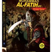 komik Muhammad Al fatih vol 1 perang varna bertanda tangan
