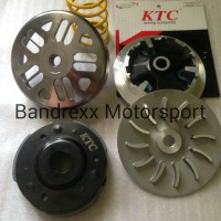 CVT Upgrade Kit KTC-Kytaco for Yamaha Nmax -Aerox 155