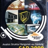 Buku Analisis Struktur Bangunan dan Gedung dengan SAP 2000 Versi 14