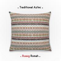 Jual Sarung Bantal Kursi (Sofa Cushion Cover) - Traditional Aztec Murah