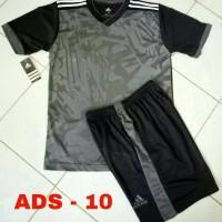 Setelan Jersey Sepak Bola/Futsal Adidas