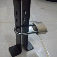 Jual kunci pengaman pedal kopling mobil+gembok Murah