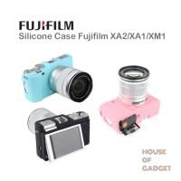 Jual Silicone Silikon Case Fujifilm XA1 XA2 XM1 X-A2 X-A1 X-M1 Murah