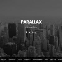 THEMIFY |Parallax WordPress Theme