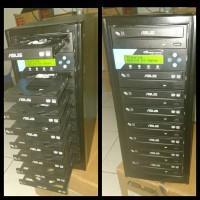 Duplicator CD/DVD 8 sata (1 to 7) #Duplikator