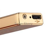 Best Seller Korek Elektrik Aluminium USB Cigarette Lighter Heating Coi