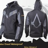 Jaket Assassins Creed Waterproof Special