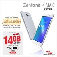 ASUS Zenfone 3 MAX ZC553KL 3GB|32GB|LTE|8MP|16MP|5.5