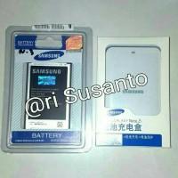 Paket Baterai + Desktop Charger Samsung Galaxy Note 3 N9000