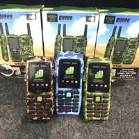 Queen Q100 - Power Bank Phone - 3 sim Army Sama PC9000 Prince Outdoor