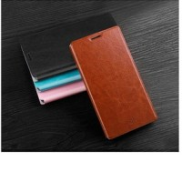 NOKIA X MOFI Leather Flip Case Cover casing cover bumper armor dompet