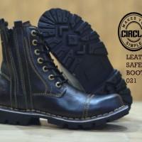 Circle Boot Safety / Sepatu Boot Pria / sepatu Boot Trendy Murah8