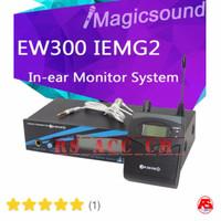 Murah !!! Pro Ear monitor Sennheiser EW 300 G2