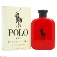 Parfum Asli Original Ralph Lauren Polo Red Men EDT 125ml (tester)