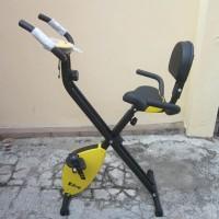 Harga alat fitnes olahraga sepeda statis magnetic xbike dengan | Pembandingharga.com