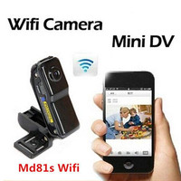 IP Camera Mini DV WiFi Cmos HD P2P Web Camera Android iOS