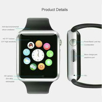 Smart Watch A1 new jam tangan multifungsi suport sim card dan memory c