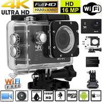 sportcam 4k ultra HD 20mp 30fps 2.inch LCD