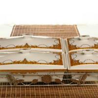 prasmanan vicenza model kotak alat saji tempat sayur perabotan rumah t
