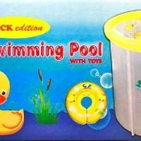 Baby Box Swimming Pool 90x90cm-(RBB_006)