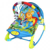Baby Swing Rocker Sugar Baby Rainbow Forest-(RBB_003)