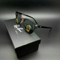 Sunglasses Kacamata Pria, Kaca mata Anti UV, Sunglass Club master 3016