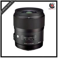 Sigma For Nikon 35mm f/1.4 DG HSM   ART