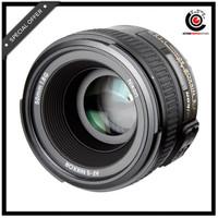 Nikon AF-S 50mm f/1.8G   Garansi Distributor