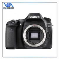 NEW / Canon EOS 80D / 80 D / EOS80D / BO / Body Only / Garansi Resmi