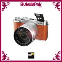 Fujifilm X-A2 Kit 16-50mm Brown