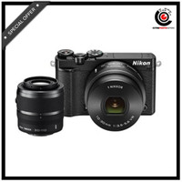 Nikon 1 J5 Double Kit 10-30mm + 30-110mm