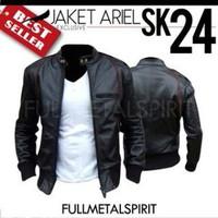 JAKET KULIT SK24 ARIEL SERIES EXCLUSIVE [ PAYU PRODUCT ]