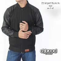 Jaket Night Black | Jaket Galang GGS